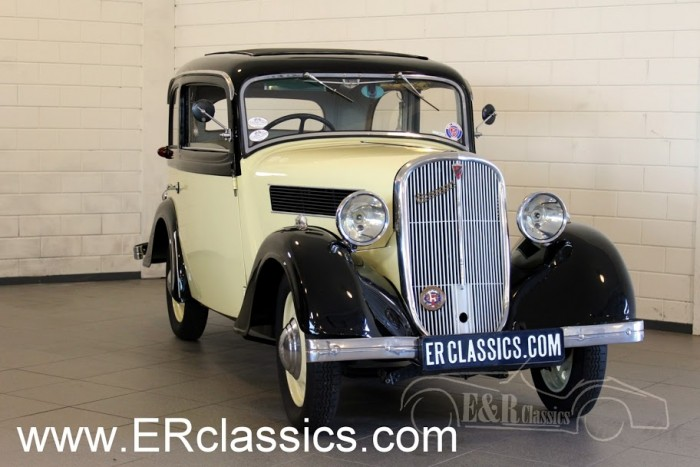 Rosengart LR4N2 Coupe 1936 kaufen