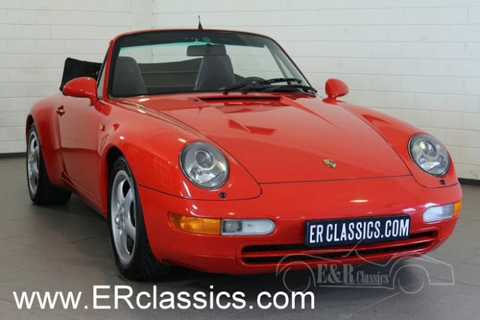 Porsche 993 Carrera Cabriolet 1994 kaufen