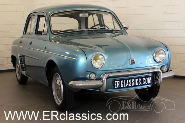 Renault Dauphine Saloon 1964 kaufen