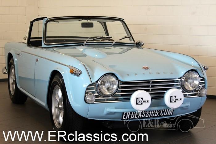 Triumph TR4 IRS Cabriolet 1965 kaufen