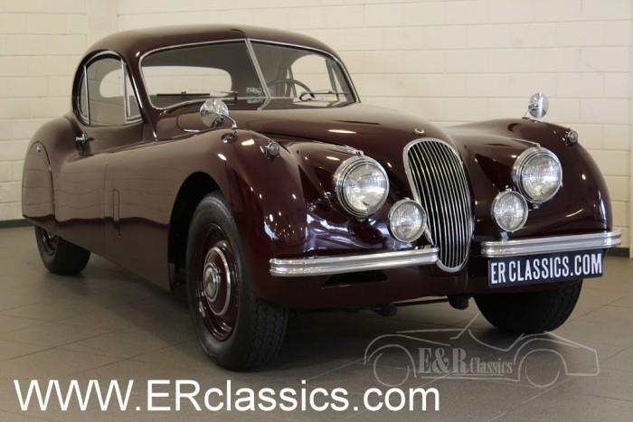 Jaguar XK120 Fixed Head Coupe 1952 kaufen