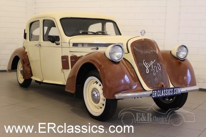 Steyr-Puch 220 Saloon 1938 kaufen