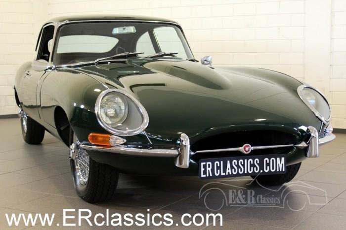 Jaguar E-type Series 1 Coupe 1966 kaufen