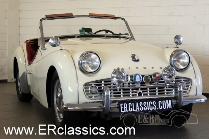 Triumph TR3 B Cabriolet 1962 kaufen