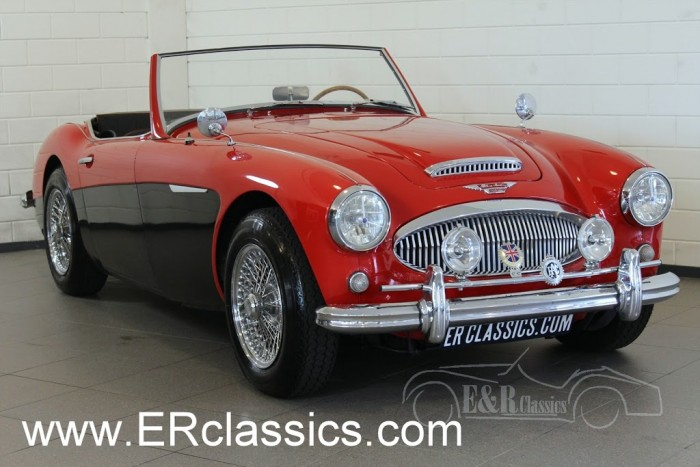 Austin Healey 3000 MKII 1962 kaufen