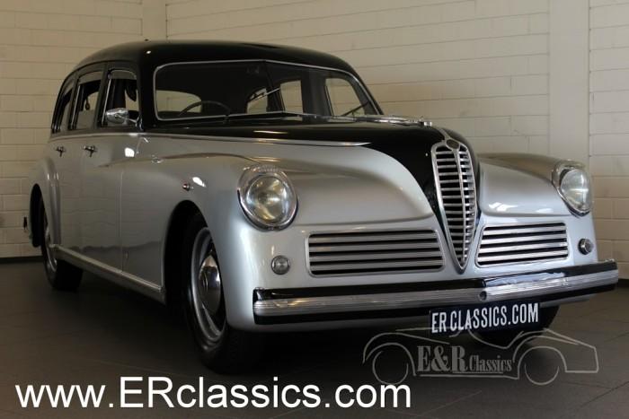 Alfa Romeo 6C Saloon 1949 kaufen