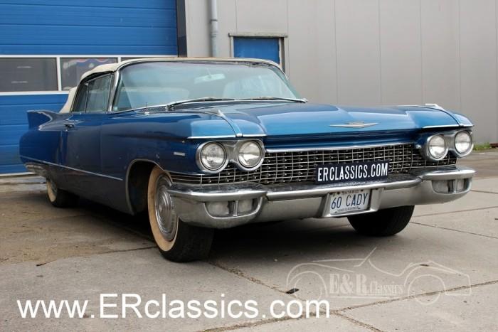 Cadillac Series 62 Cabriolet 1960 kaufen