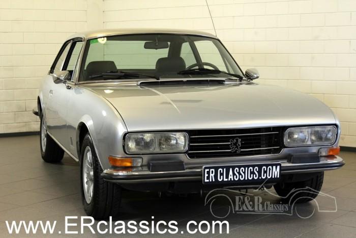 Peugeot 504 Coupe 1976 kaufen