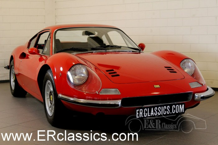 Ferrari 246 GT Dino Coupe 1973 kaufen