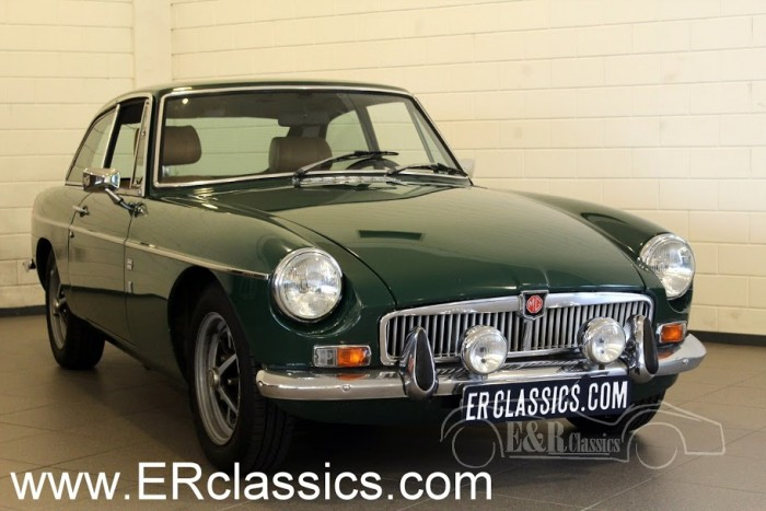 MG MGB GT Coupe 1973 kaufen
