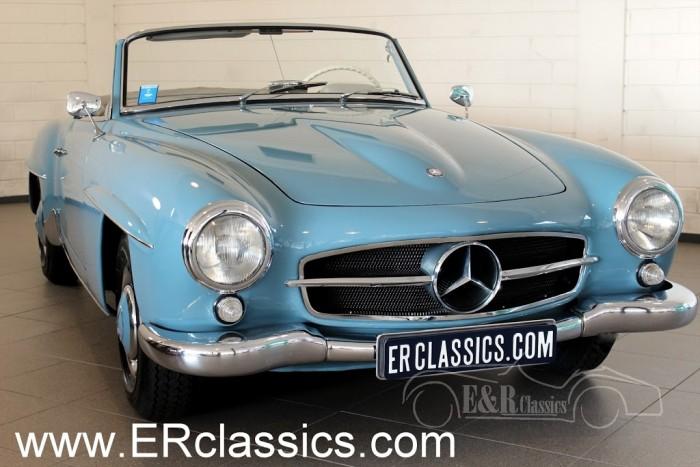 Mercedes Benz 190SL Cabriolet 1961 kaufen