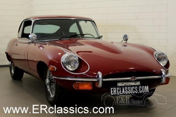 Jaguar E-type Series 2 Coupe 2+2 1969 kaufen