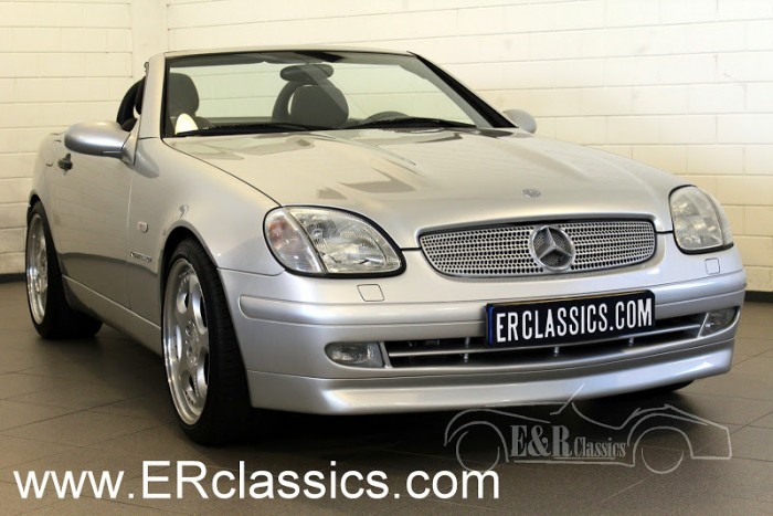 Mercedes Benz SLK 230 Cabriolet 1997 kaufen