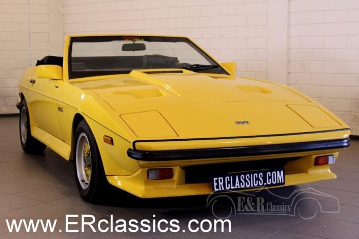 TVR 280 I Cabriolet 1986 kaufen