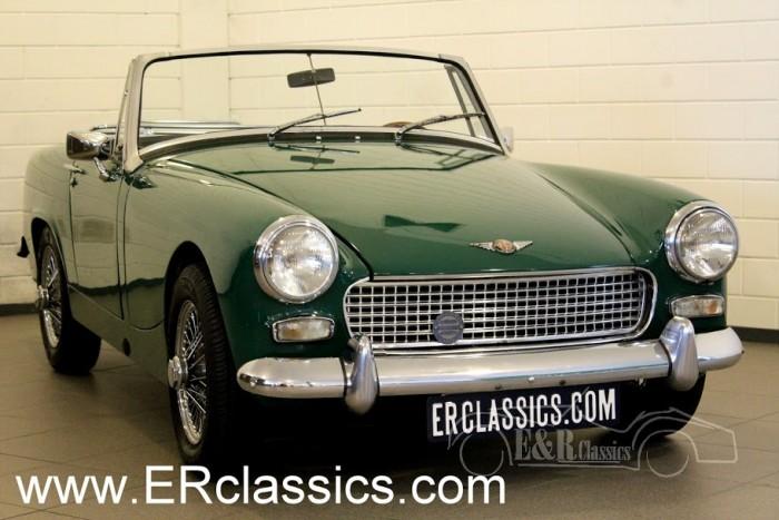 Austin Healey Sprite Cabriolet 1966 kaufen