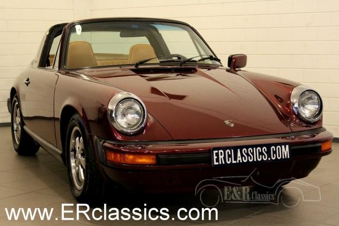 Porsche 911 S Targa 1975 kaufen
