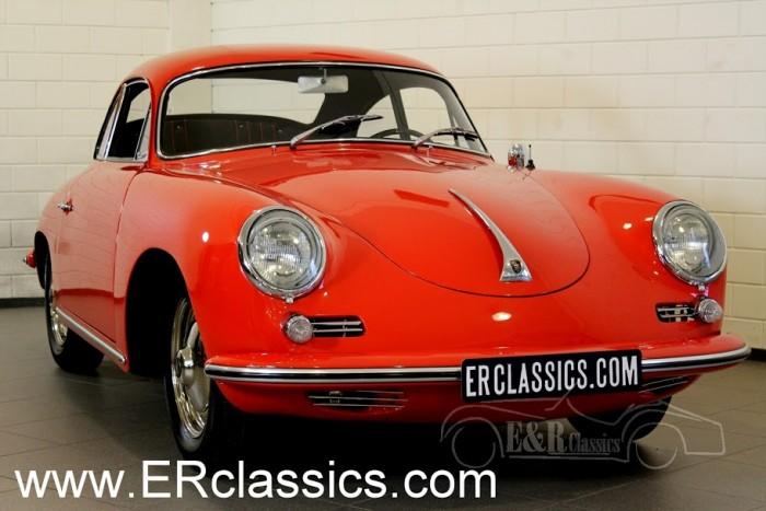 Porsche 356 B Coupe 1960 kaufen