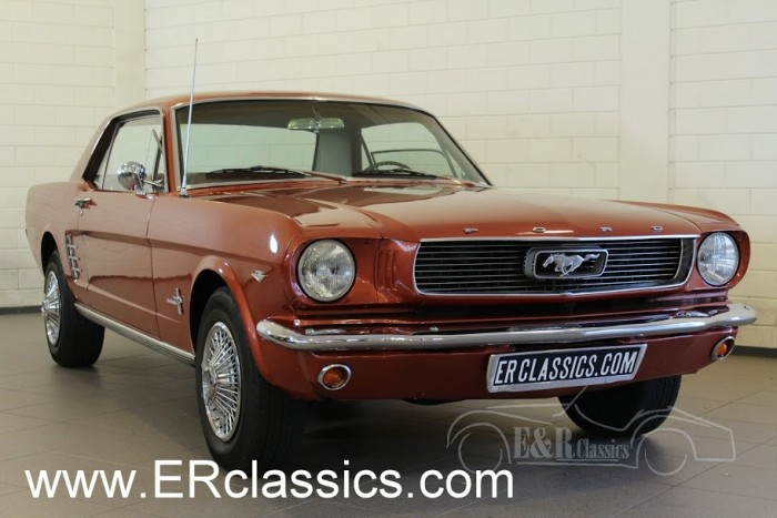 Ford Mustang Coupe 1966 kaufen