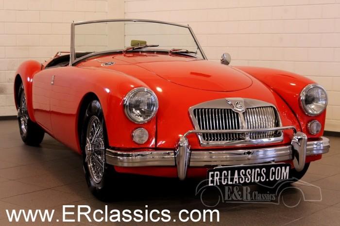 MG MGA Cabriolet 1962 kaufen