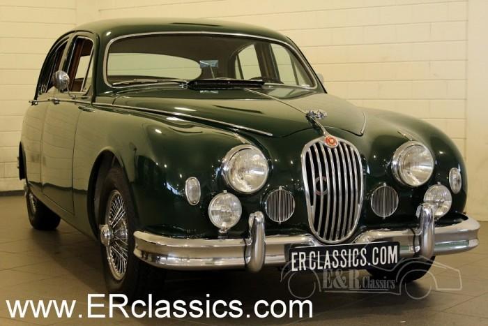 Jaguar MK1 Saloon 1956 kaufen