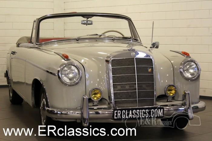 Mercedes Benz 220 S Cabriolet 1957 kaufen
