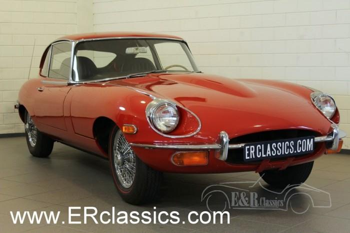 Jaguar E-Type 2+2 Coupe 1968 kaufen
