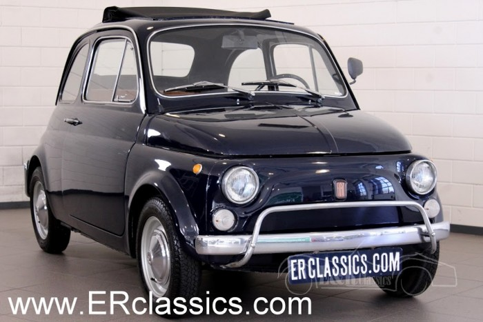Fiat 500 L Saloon 1972 kaufen