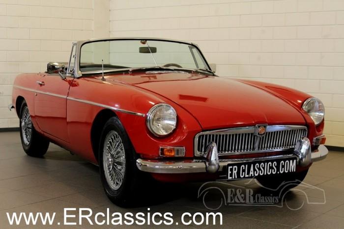 MG MGB Cabriolet 1966 kaufen