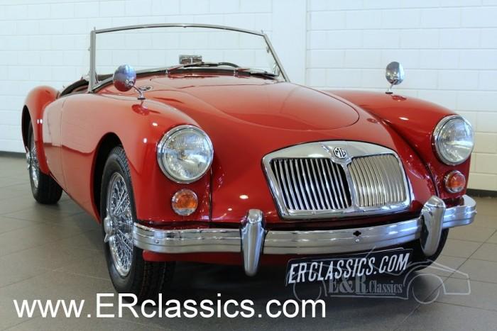 MG MGA Cabriolet 1960 kaufen