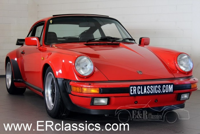 Porsche 930 Turbo Coupe 1984 kaufen