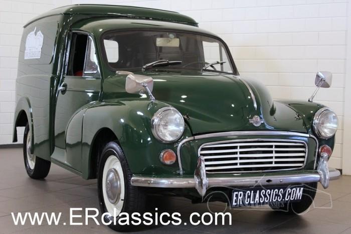 Morris Minor Van 1968 kaufen