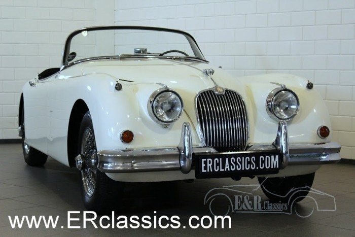 Jaguar XK150S Roadster 1958 kaufen