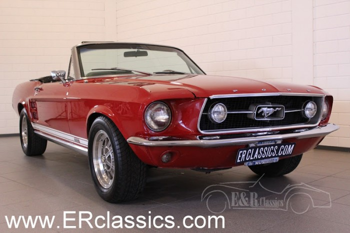 Ford Mustang Cabriolet 1967 kaufen