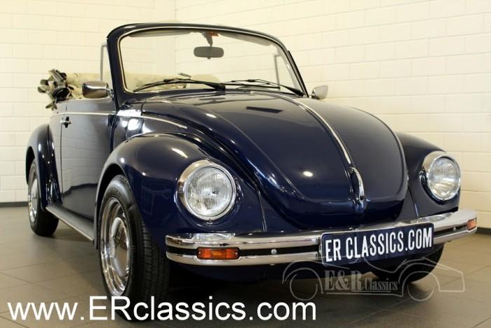 Volkswagen Beetle Cabriolet 1979 kaufen