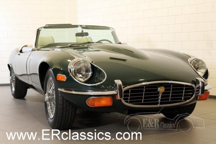 Jaguar E-Type Cabriolet 1972 kaufen