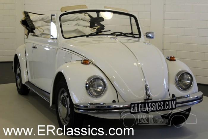 Volkswagen Beetle Cabriolet 1968 kaufen