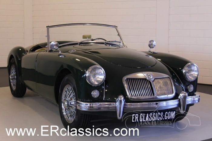 MG MGA Cabriolet 1959 kaufen