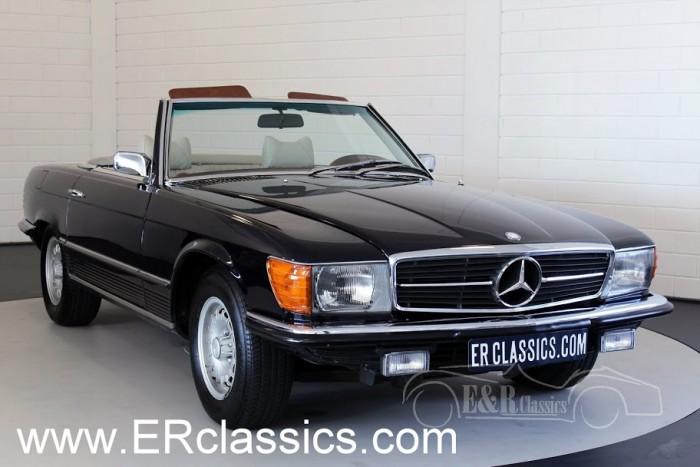 Mercedes Benz 350SL Cabriolet 1971 kaufen