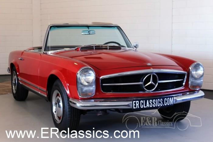 Mercedes Benz 230SL Cabriolet 1967 kaufen
