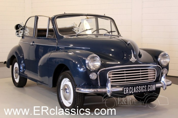 Morris Minor 1000 Cabriolet 1967 kaufen