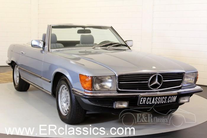 Mercedes Benz SL280 Cabriolet 1983 kaufen