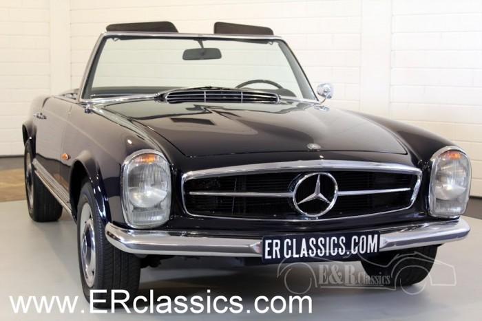 Mercedes Benz 230SL Cabriolet 1964 kaufen