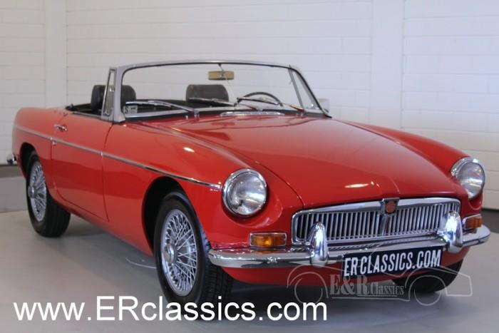 MG MGB Cabriolet 1969 kaufen