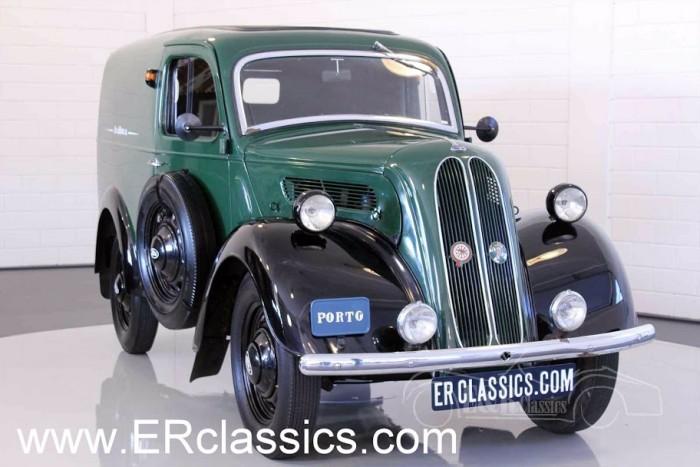 Ford Fordson Van 1949 kaufen