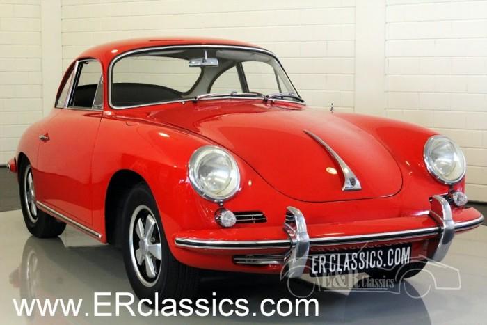 Porsche 356 C Coupe 1965 kaufen