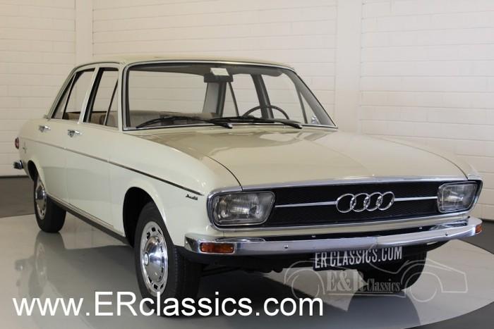Audi 100S Saloon 1971 kaufen