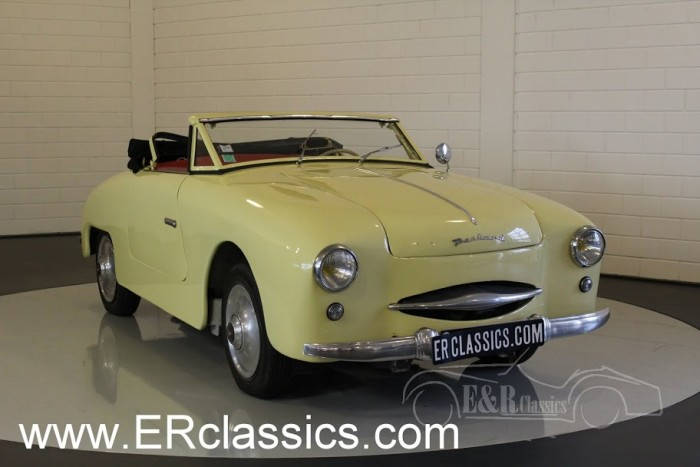 Panhard Dyna Junior Convertible 1954 kaufen