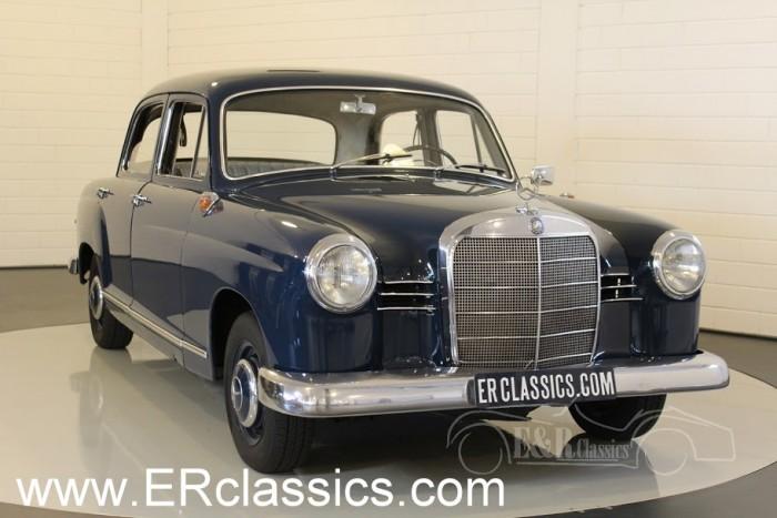 Mercedes Benz 180 Saloon 1960 kaufen