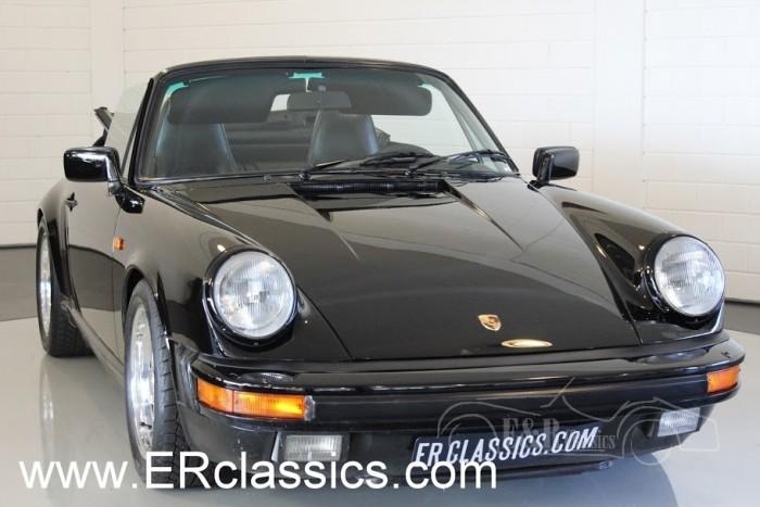 Porsche 911 Cabriolet 1986 kaufen