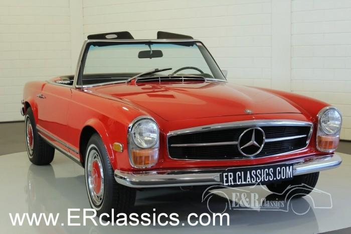 Mercedes Benz 280SL Cabriolet 1968 kaufen